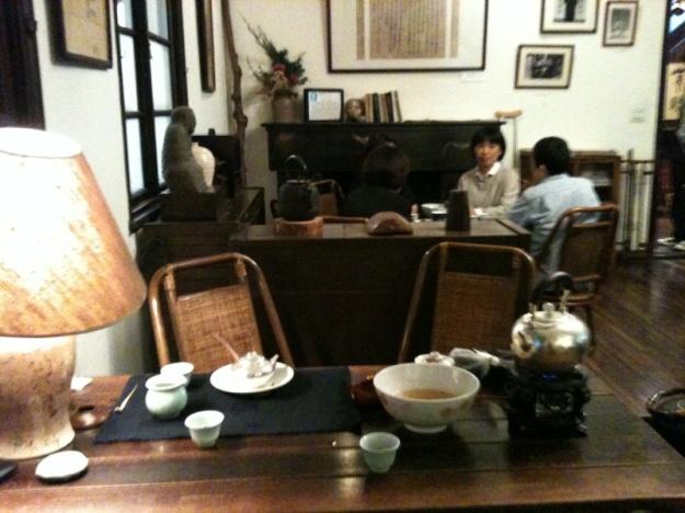 Shenxian Cha - ein göttlicher Tee