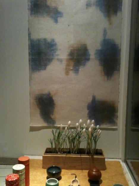 Fenster vom Frühling