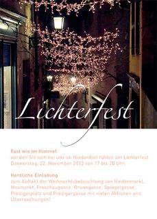 Altstadt Lichterfest