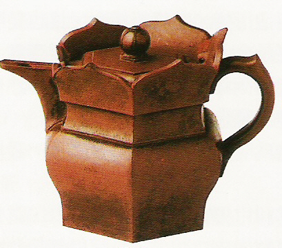 Teekann von Shi Dabin