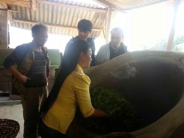 Die beste Köchin in Lao Ban Zhang