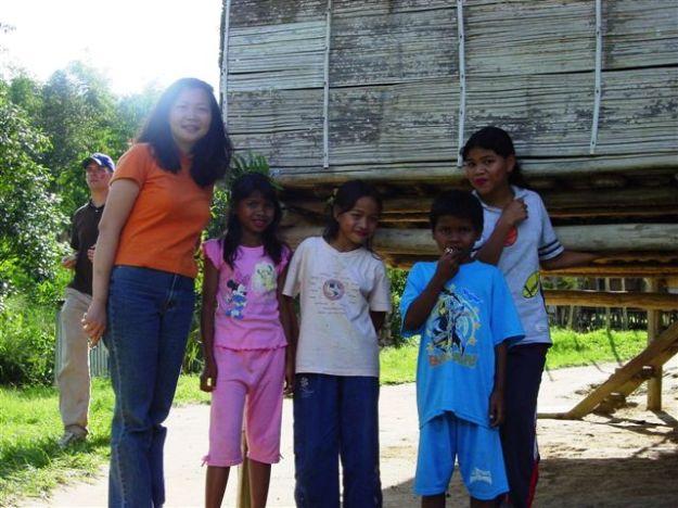 Kinder Orang Asli