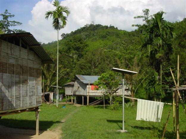 Dorf Orang Asli
