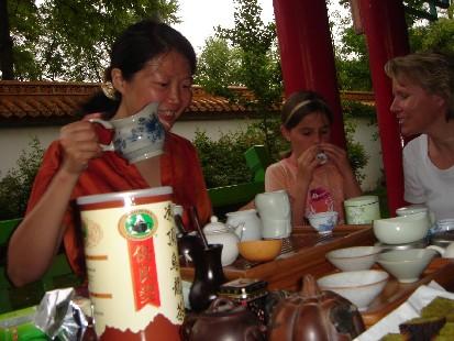 Foto am China Garten