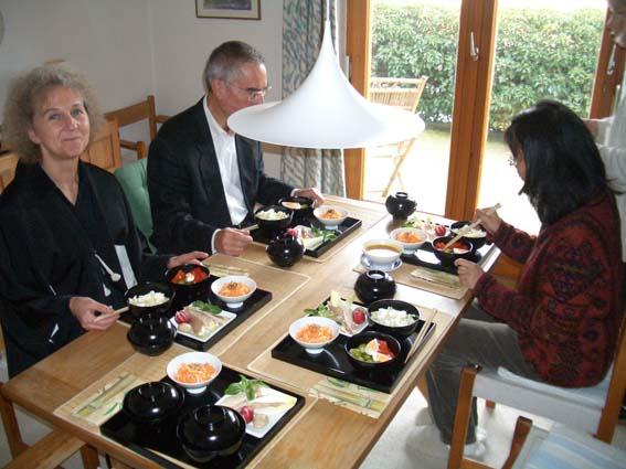 Eine Einladung zum Tee in Bodman