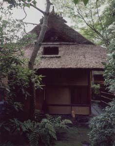 Teehaus in der Urasenke-Schule
