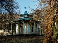 Chinesischer Pavillon in Pillnitz
