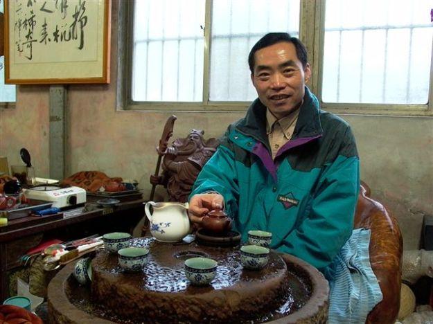 Teebauer Gao in Shiding