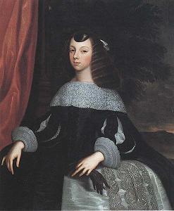 portugiesische Prinzessin Catarina de Bragança