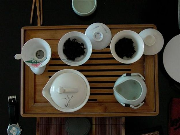 Kungfu Cha Geschirr