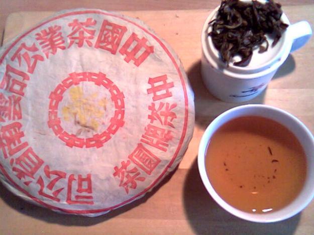 Pu Er Tee und Wu Wei