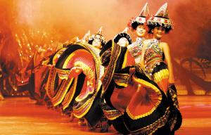 Yünan Tanzen