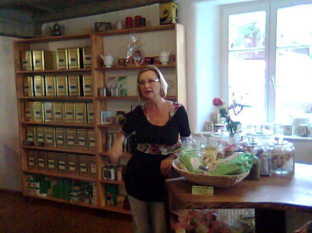 Teearie in Staufen