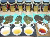 Vielfalt des Tees