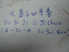Da Bi Zi Cha! 大鼻子茶