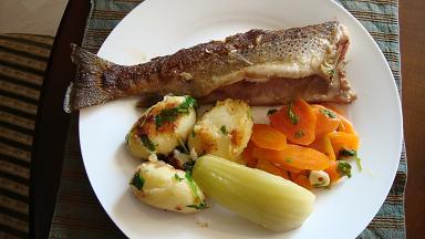 Fischmenü