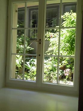 Fenster in Shui Tang